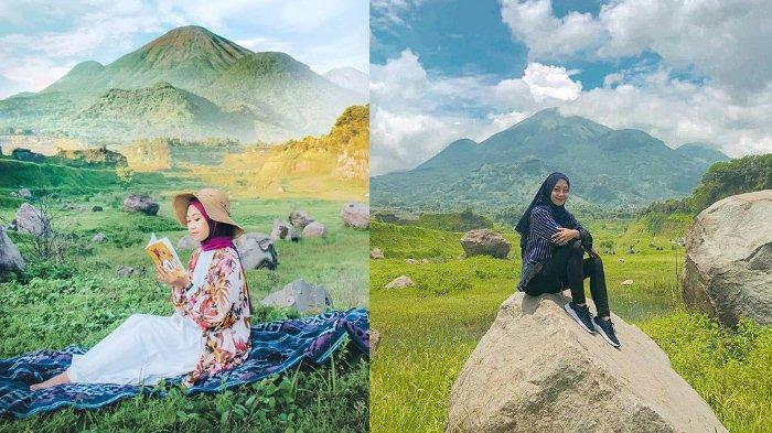 Foto-foto Tempat Wisata Feeling Good - Ranu Manduro Mojokerto, Intip Spot Terbaik yang Instagramable