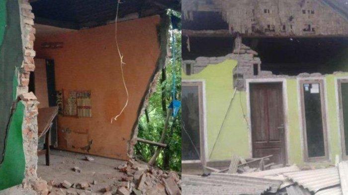 Foto-foto Kerusakan Dampak Gempa Tektonik di Malang, Rumah Roboh dan Patung Rusak, BMKG Imbau 3 Hal