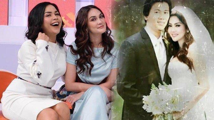 Foto-foto Luna Maya Berhijab setelah Galau Ditinggal Nikah Mantan Kekasih, Senyum Bahagia saat Umroh