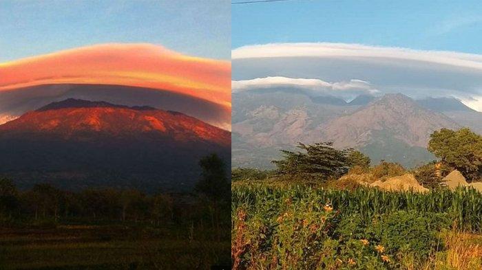 Foto Foto Menakjubkan Gunung Arjuno Merapi Lawu Merbabu Bertopi Kenali Bahayanya Bagi Pendaki Halaman All Surya Malang