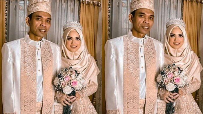 Foto-foto Resepsi Pernikahan Ustadz Abdul Somad & Fatimah Az Zahra, Pengantin Wanita Tampil Bak Ratu