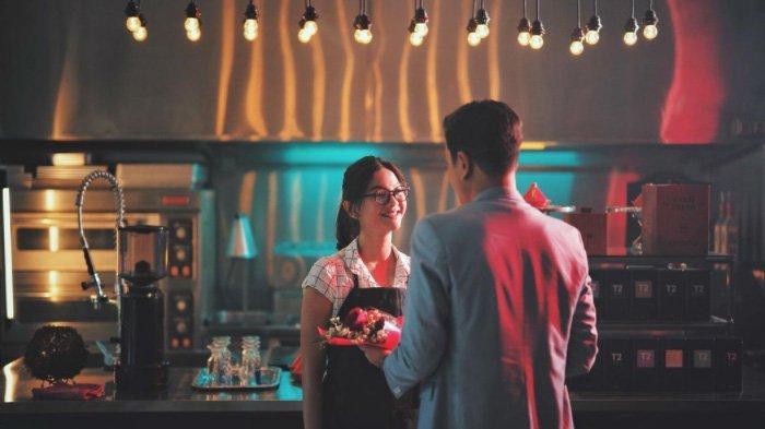 Foto-foto romantis Glenca Chysara dan Rendi Jhon yang makin lengket 5