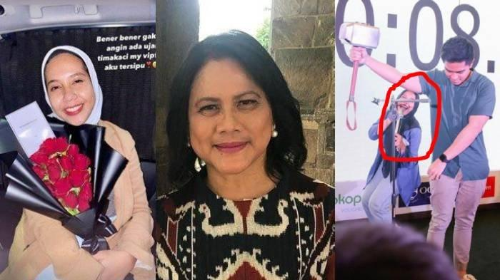 Foto Kedekatan Nadya Arifta & Iriana Jokowi Diduga Pacar Baru Kaesang Pangareb, Nasib Felicia Tissue