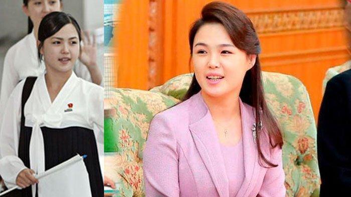 Foto Lawas Ri Sol Ju Istri Kim Jong Un Pemimpin Korea Utara Saat Masih Muda, Pernah Jadi Cheerleader