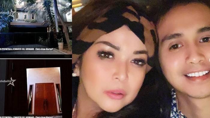 6 Foto Rumah Anti Peluru Jennifer Jill Mirip Istana, Pantas Ajun Perwira Betah Bisa nge-DJ Tiap Hari