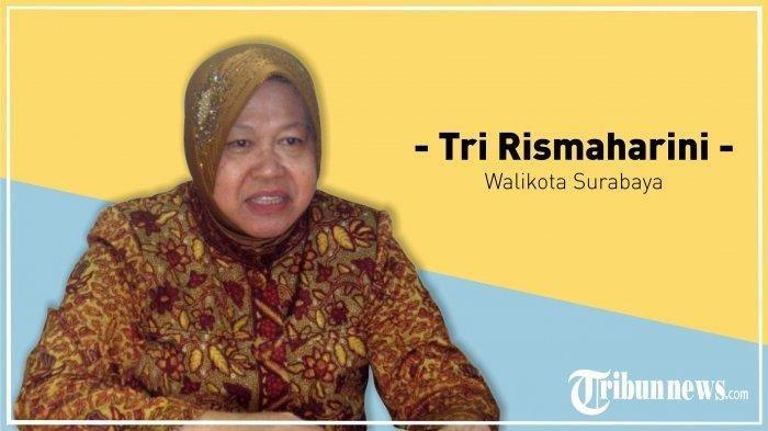 Foto & Profil 3 Wanita Potensial Gantikan Tri Rismaharini hingga Update Kondisi Wali Kota Surabaya