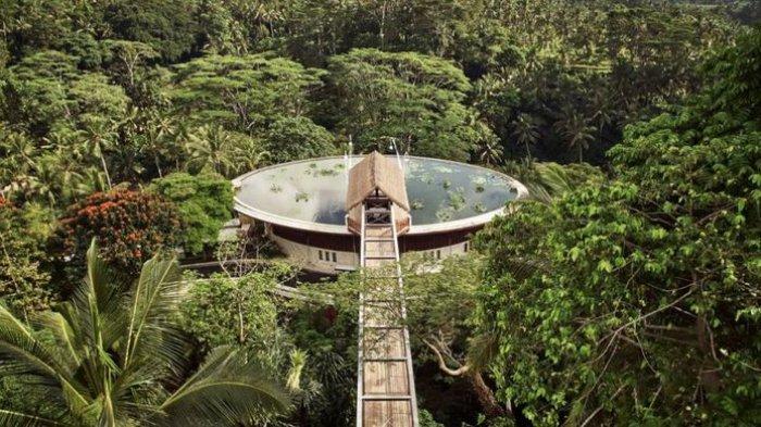 Wow Cantiknya Hotel Tempat Menginap Obama di Bali Ini, Intip Yuk