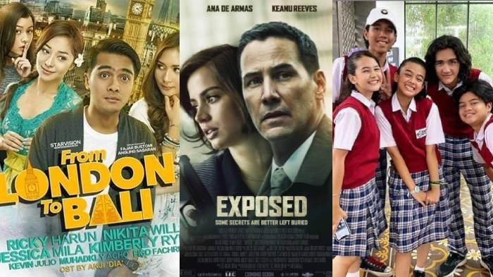 Jadwal Acara TV Hari Ini Sabtu 8 Agustus Trans 7 Trans TV SCTV: Film From London To Bali & Exposed