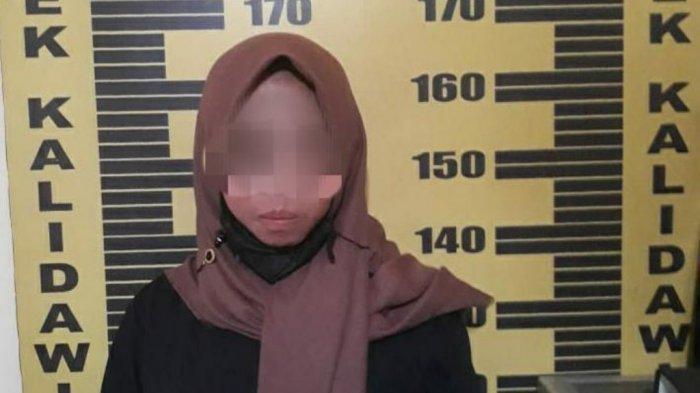 Gadis Belia Diserahkan ke Polisi, Setelah Tertangkap Mencuri Serum Anti Jerawat dan Micellar Water