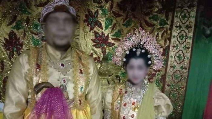 Puas Menodai Anaknya, Ayah Tiri Menutupi Aibnya dengan Menikahkan Anaknya dengan Pria Tuna Netra