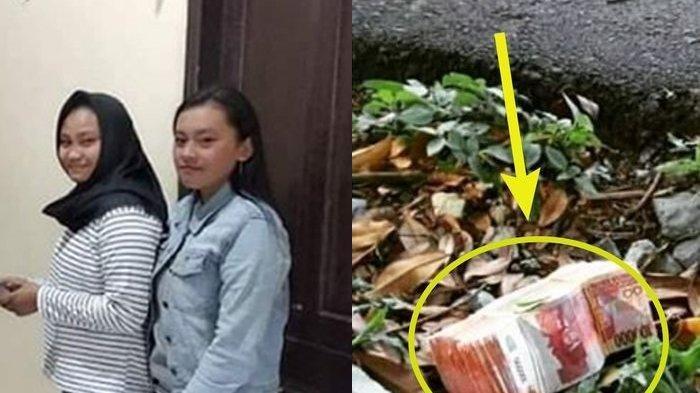 Kronologi Viral Gadis Jujur Penemu Uang Rp 19 Juta di Wonogiri, Lapor Polisi, Pemiliknya Ditemukan