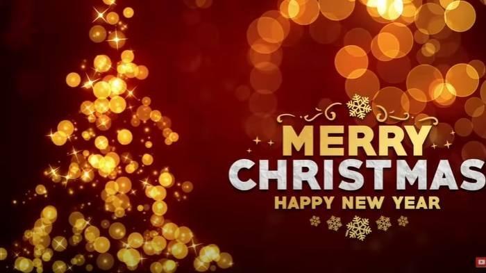 Kumpulan 50 Ucapan Selamat Natal dan Tahun Baru 2021 dalam Bahasa Indonesia dan Inggris Beserta Arti