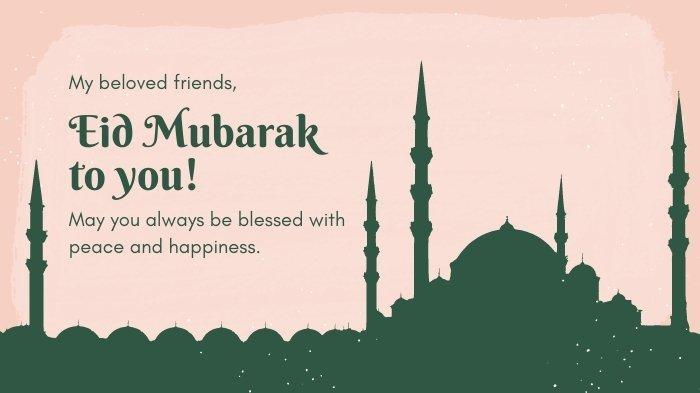 Gambar ucapan selamat hari raya Idul Fitri 6