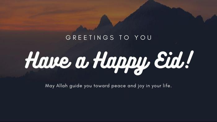 Gambar ucapan selamat hari raya Idul Fitri 7