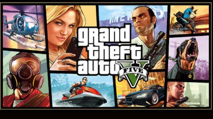 Link Download Game GTA 5 Premium Edition Epic Games Hari Ini, Gratis! Cuma Sampai 21 Mei 2020