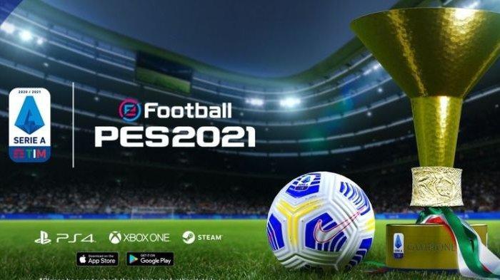 Buruan Gratis, Game Sepakbola PES 2021 Mobile Bisa Diunduh di Android dan iOS