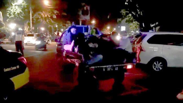 Kelompok Pemuda & 3 Anak Diamankan Polresta Malang Kota di Malam Lebaran Karena Buat Gaduh