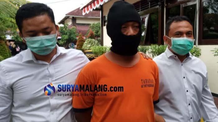 Pedagang Sayur Pasar Gadang Malang yang Budidaya Ganja Dijerat UU Narkotika