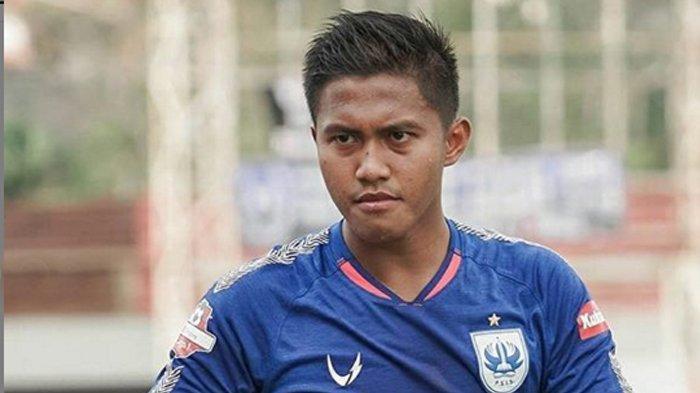 Pemain Baru Arema FC, Ganjar Mukti Muhardiyana Resmi Gabung Singo Edan