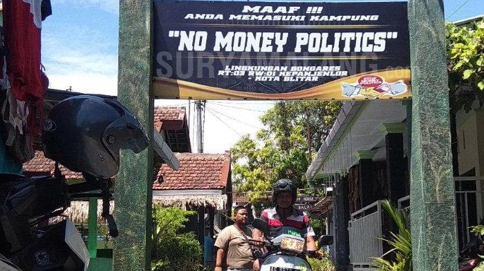 Mengenal Kampung Anti Politik Uang di Pilwali Kota Blitar 2020