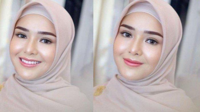 Gaya Amanda Manopo Pakai Hijab Bikin Pangling, Tampil dengan Gamis, Andin Ikatan Cinta Banjir Pujian