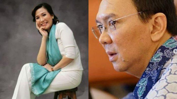 Gaya Veronica Tan dengan Model Rambut Ala Jadul Disorot, Eks Istri Ahok Makin Glowing Bikin Pangling