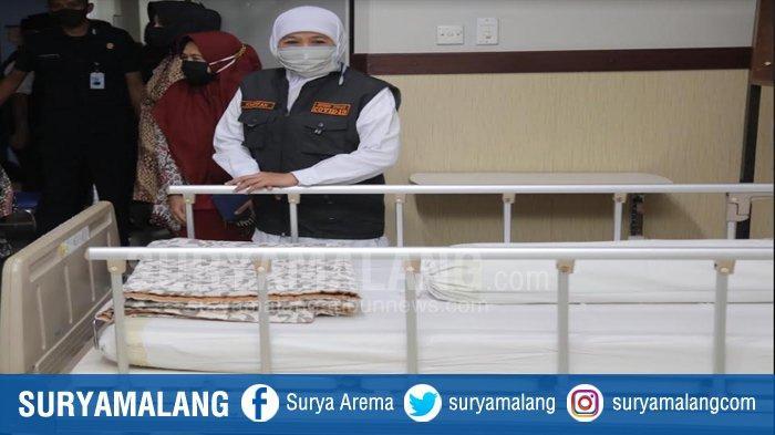 21 Kabupaten Kota Jatim Alami Overload Ruang Isolasi Pasien Covid-19, Malang Masuk Daftar