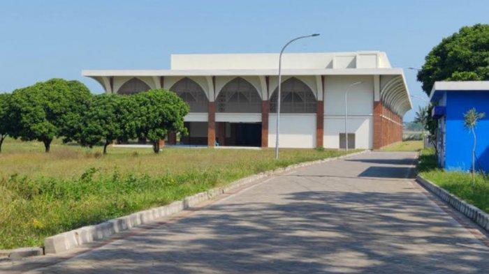 Anggota Komisi C DPRD Kota Malang Soroti Gedung Islamic Center yang Mangkrak Seusai Dibangun
