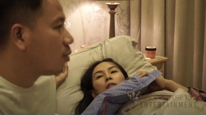 Gelagat Kalina Ocktaranny setelah 3 minggu nikah, Vicky Prasetyo bingung