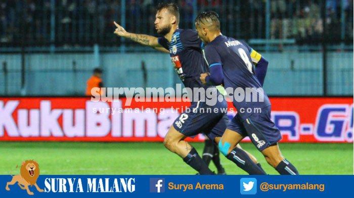 Perhatikan Baik-baik Line Up Arema Cronus Vs Pusamania Borneo FC, Apakah ada Kejutan?
