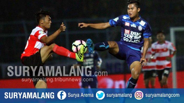 Live Streaming Arema Vs Madura United - Ini Update Link Terbaru Pertandingan