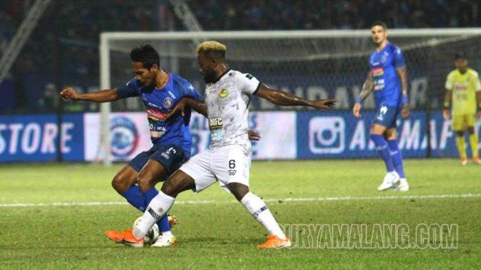 Jadwal Pertandingan Piala Menpora 2021, Laga Pembuka Arema FC Vs Tira Persikabo di Stadion Manahan