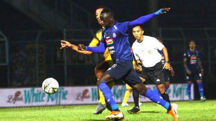 Bocoran Panas! Makan Konate Dikabarkan Hengkang dari Arema FC dan Merapat ke Persib Bandung