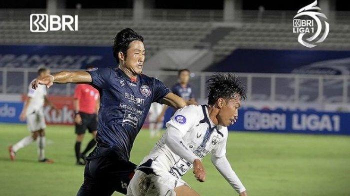 Arema FC Beruntung Punya Renshi Yamaguchi, Si Tukang Jagal dari Jepang, Bikin Nyaman Eduardo Almeida