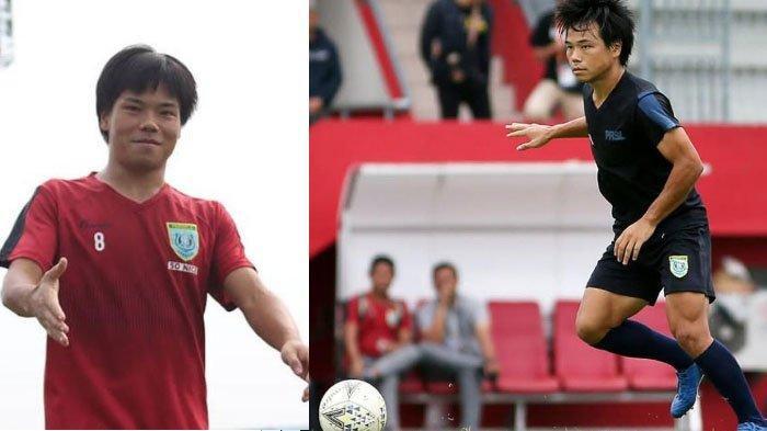 Rapor Pemain Asing Persela di Liga 1 2019, Kei Hirose Tak Pernah Absen Bela Laskar Joko Tingkir