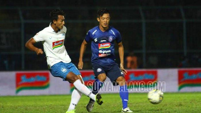Perkembangan Takafumi Akahoshi Menurut Pelatih dan Dokter Tim Arema FC