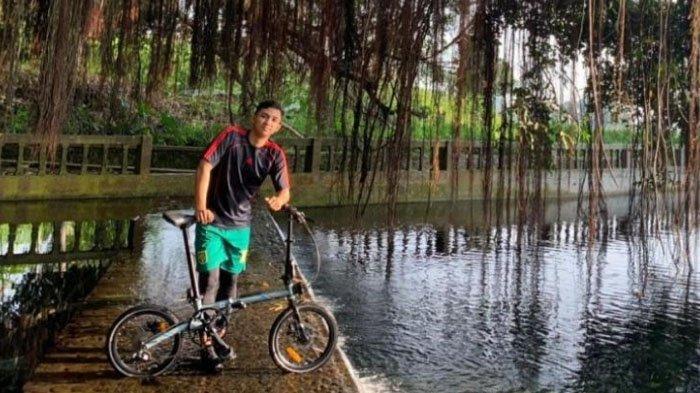 Kisah Gelandang Persebaya, Kemaluddin Bersepeda Sejauh 50 KM Mulai Temanggung sampai Candi Borobudur