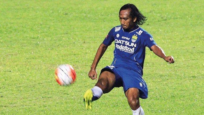 11 Tahun Memperkuat Persib Bandung, Hariono Hanya Cetak 2 Gol