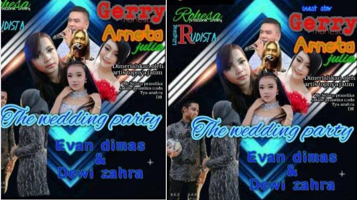 Gelandang Persija Jakarta, Evan Dimas Tunda Acara Wedding Party di Rumah Surabaya