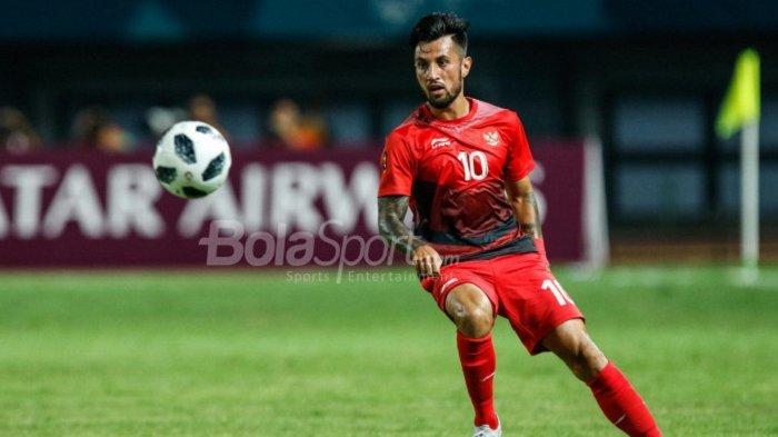 Jelang Laga Timnas U23 Indonesia Vs UEA, Manajer Persib Bandung Puji Stefano Lilipaly untuk Gol Ini