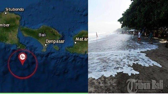 Gempa 4,7 SR Melanda Kuta Bali Hari Ini Senin 29 Juli, BMKG Beri 4 Himbauan Ini Untuk Masyarakat