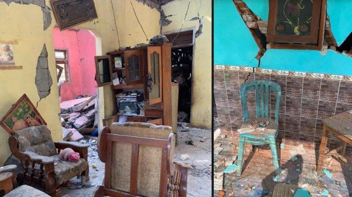 Gempa Bumi Susulan Terjadi di Malang, Warga Purwodadi Tirtoyudo Sempat Panik