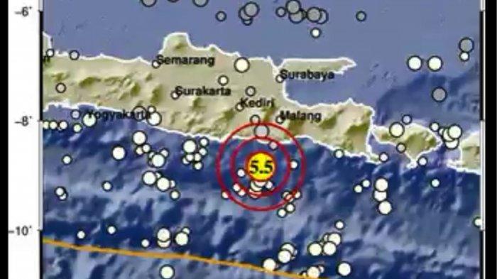 Polisi Siber Polda Jatim Langsung Pantau Penyebaran Informasi Gempa di Malang dan Sekitarnya