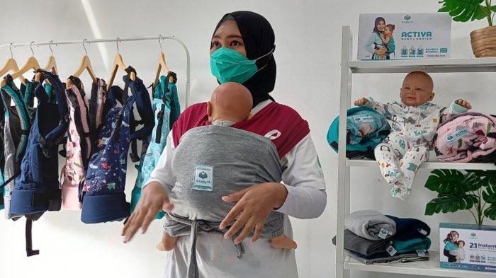 Lathifah Amaturrohman, Tekuni Bisnis Gendongan Bayi Karena Pengalaman Pribadi