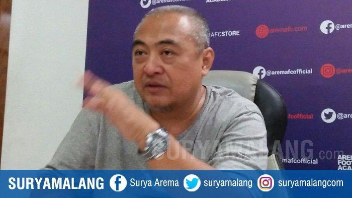 Soal Perpanjangan Kontrak Pemain, Manajemen Arema FC Baru Sebatas Kesepakatan Lisan