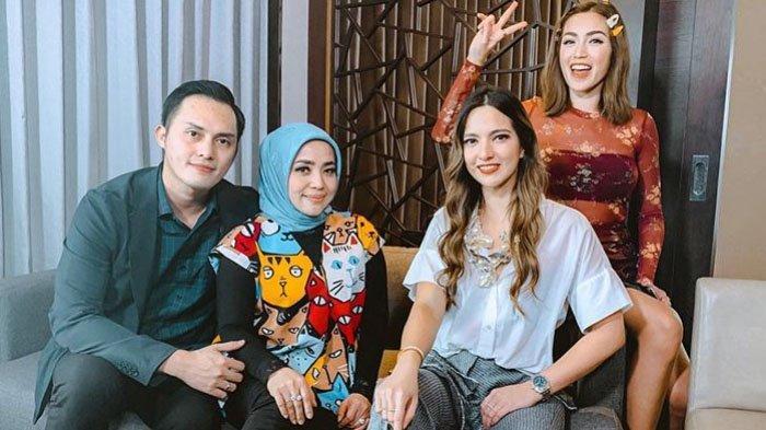 Geng Arisan Sosialita Muzdalifah Tak Kalah Kaya dari Girl Squad, Nia Ramadhani Sampai Melongo