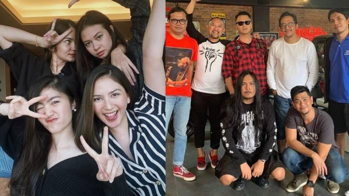 6 Geng Artis Hits Selain Nia Ramadhani Namanya Unik Lucu Geng Jomblo Jessica Mila Yuki Kato Surya Malang