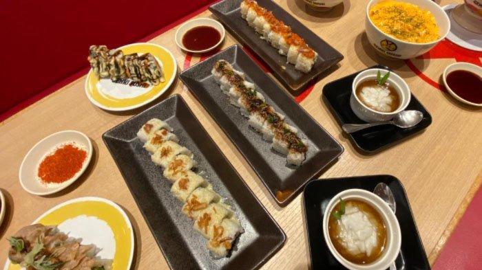 Fusion Rasa Jepang dan Indonesia dalam Sajian Sushi Supreme di Genki Sushi Surabaya