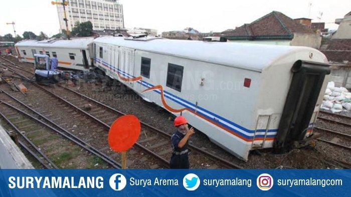 Polisi Perlu Tahu Penyebab 7 Gerbong Kereta Jalan Sendiri Tanpa Lokomotif di Malang, Bahayakan Warga