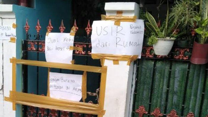 Oknum PNS Satpol PP Bangkalan Digerebek Warga, Beralasan Jalani Isolasi Mandiri Ditemani Juru Masak
